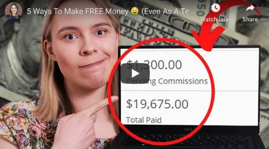 5 ways to make money for free even for teenagers
