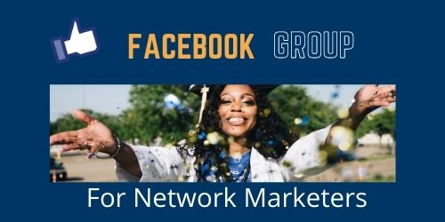 FB Group for network marketers